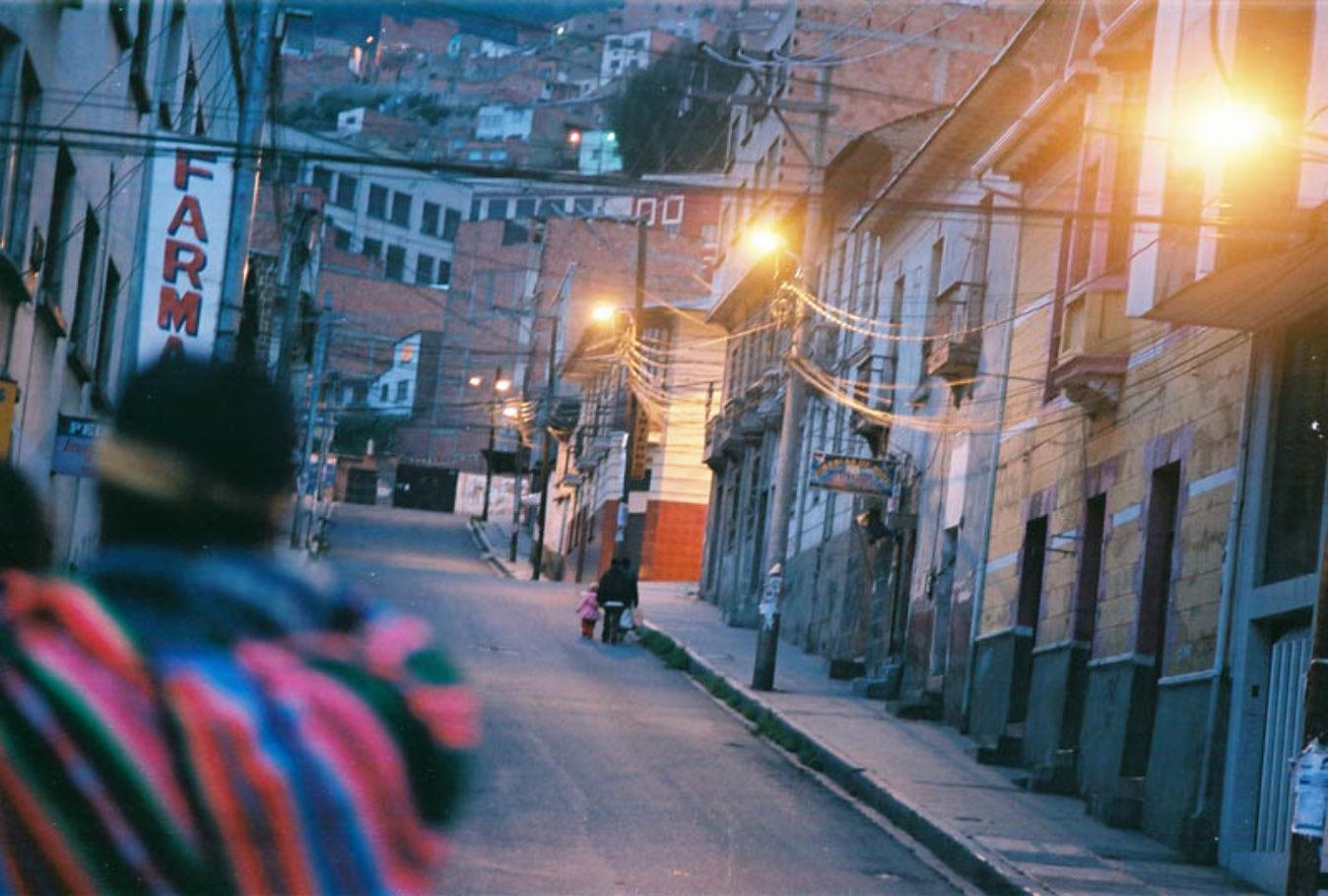 terminal la paz bolivia jorge ferrufino